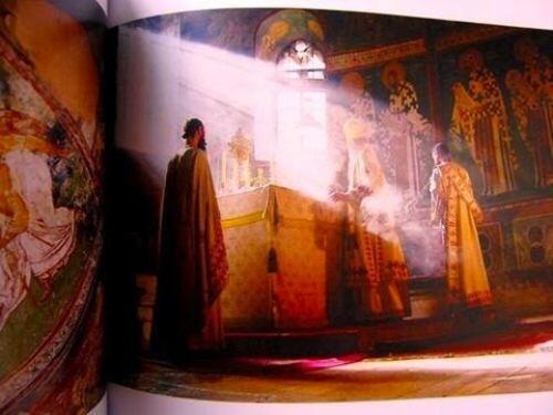 Αποτέλεσμα εικόνας για Ένας Προτεστάντης στη Θ. Λειτουργία των Ορθοδόξων
