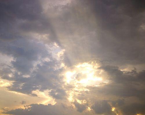 ουρανός προσευχή