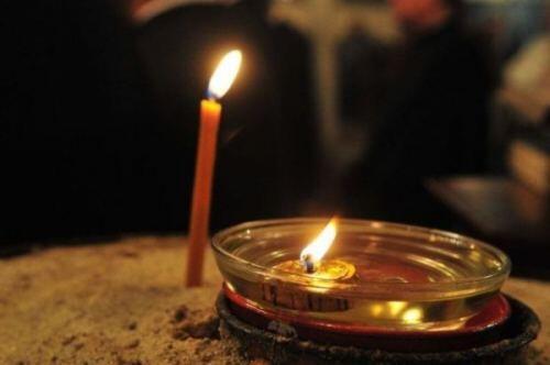 κερί καντήλι