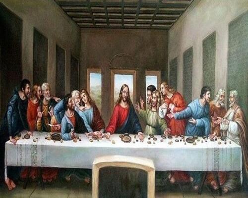 12 απόστολοι
