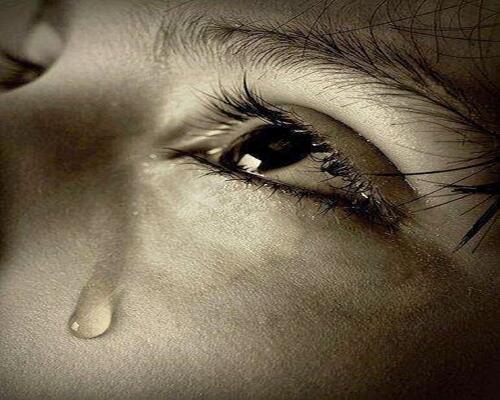 δάκρυ παιδί