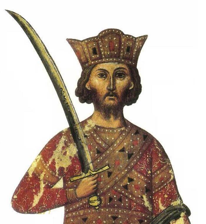 Βυζαντινη ρομφαια