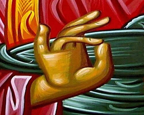 χέρι Ιερέα