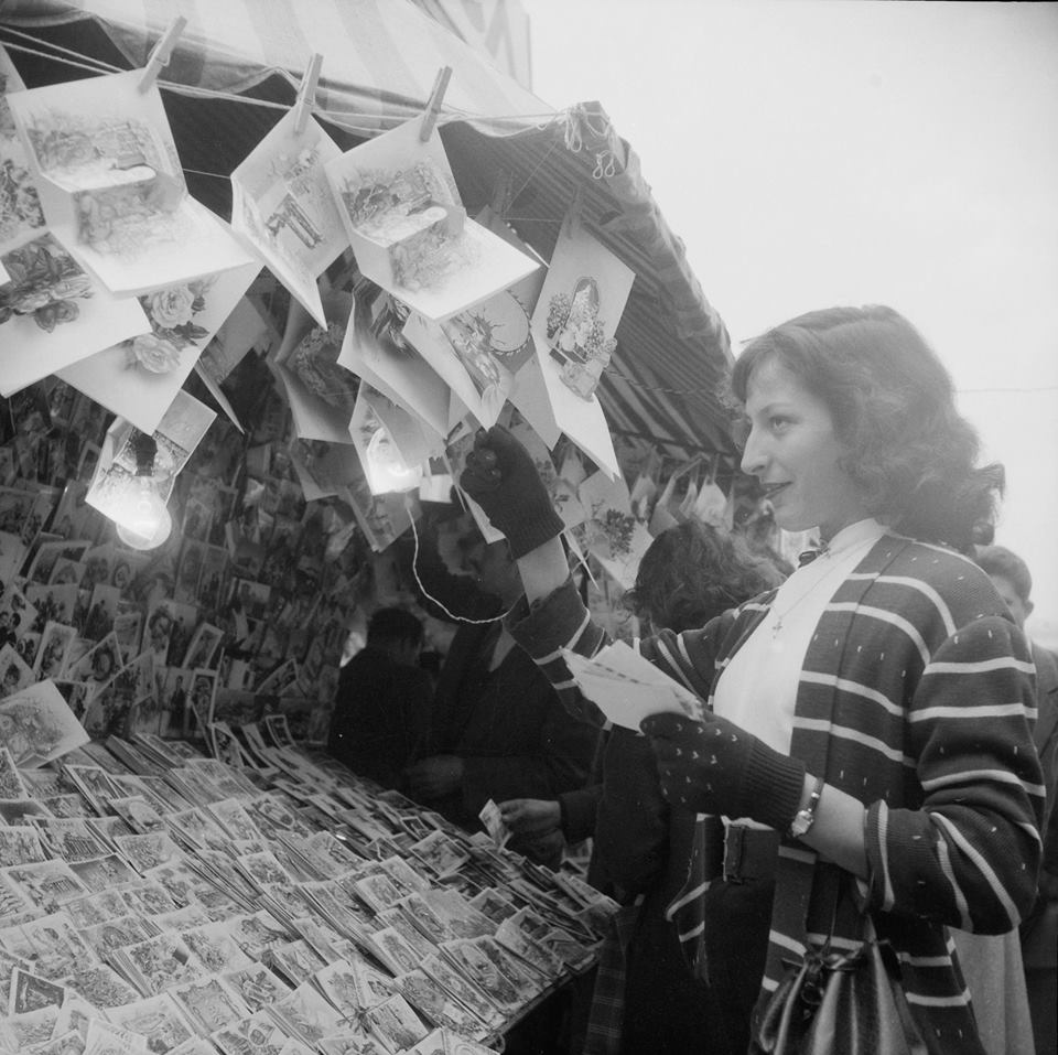 1950-60 στην Αθήνα