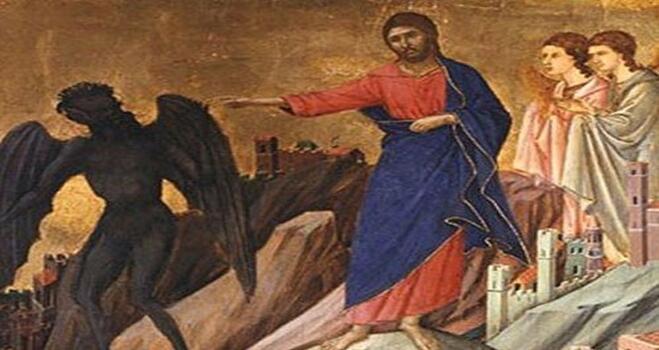 Αποτέλεσμα εικόνας για Η ολέθρια συμφιλίωση του σύγχρονου ανθρώπου με το Διάβολο