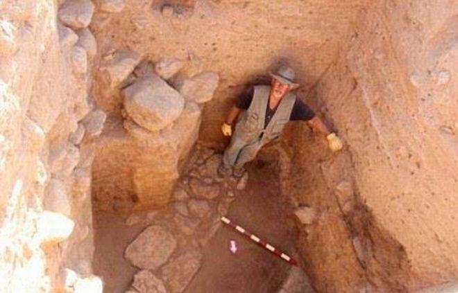 Σόδομα αρχαιολόγοι