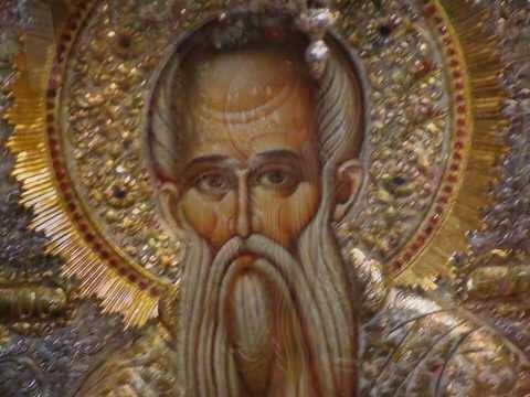 Άγιος Ευθύμιος ο Μέγας (20 Ιανουαρίου)