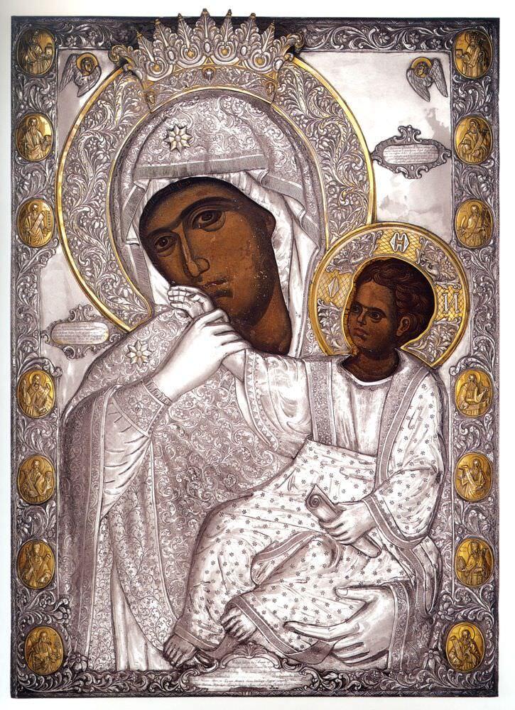 Παναγία Παραμυθία Ιερά Μονή Βατοπαιδίου
