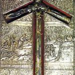 Ο Σταυρός που έλαβε η Αγία Νίνα από την Παναγία