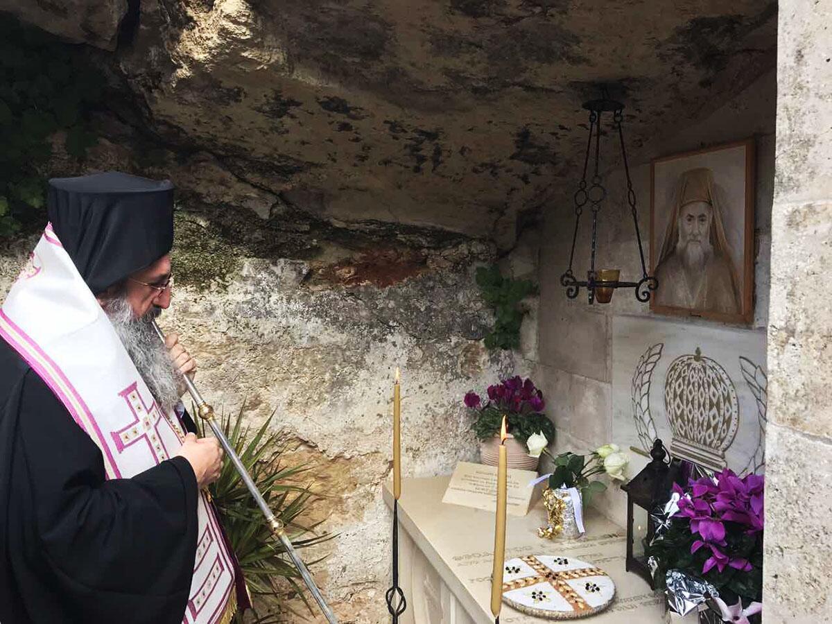 Μνημόσυνο 21 ετών του Μητροπολίτου Ρεθύμνης και Αυλοποτάμου Θεοδώρου