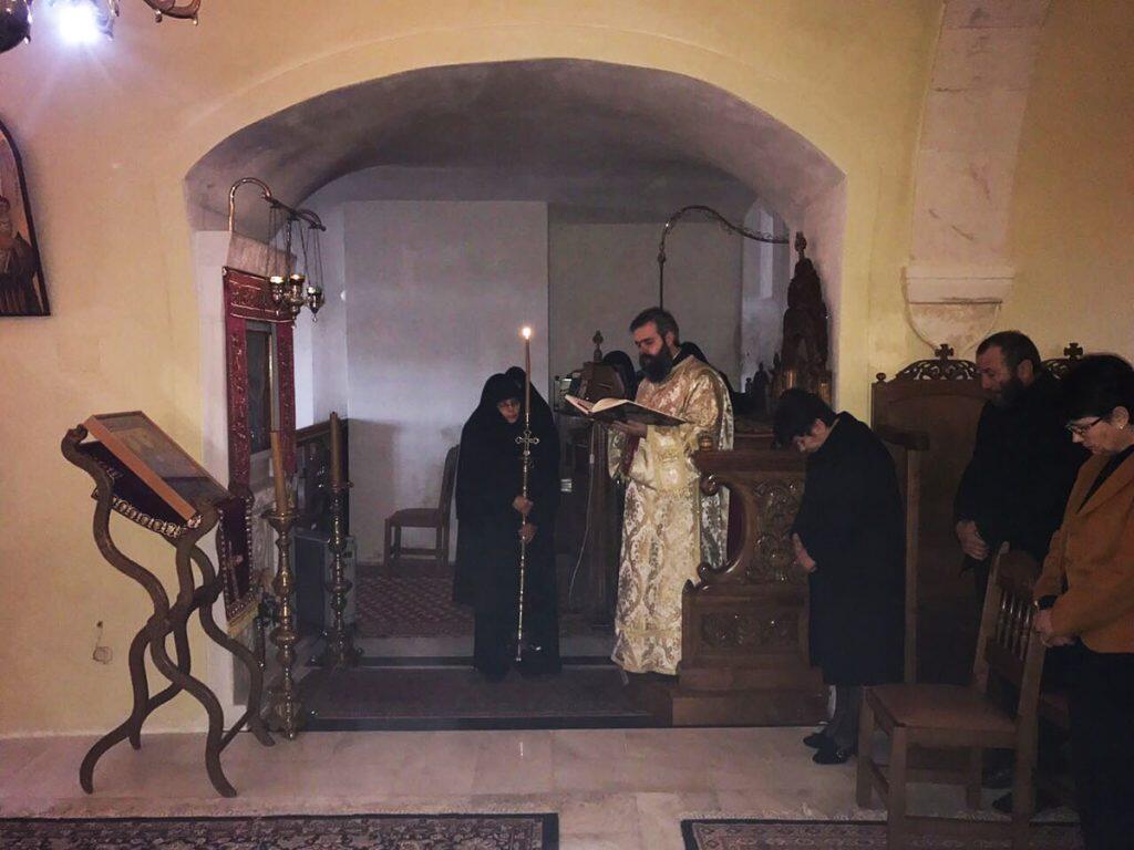 Μνημόσυνο Μητροπολίτου Ρεθύμνης κηρού Θεοδώρου