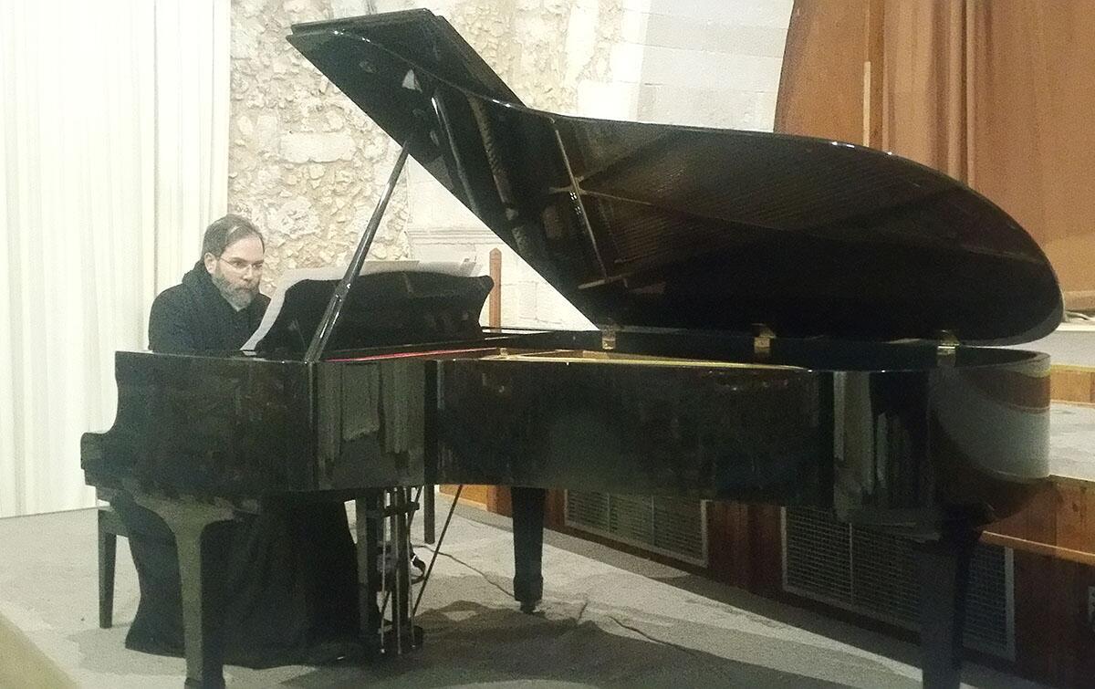 ρεσιταλ πιάνου Κουμασίδης