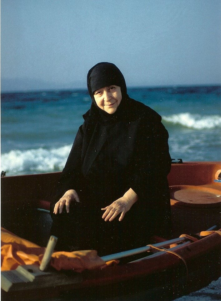 Αποτέλεσμα εικόνας για Γερόντισσα Μακρίνα Βασσοπούλου