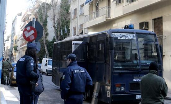 αστυνομία κατάληψη
