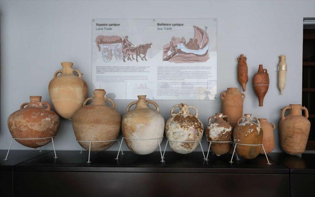 Βυζαντινό Μουσείο Αργολίδας κεραμεικά