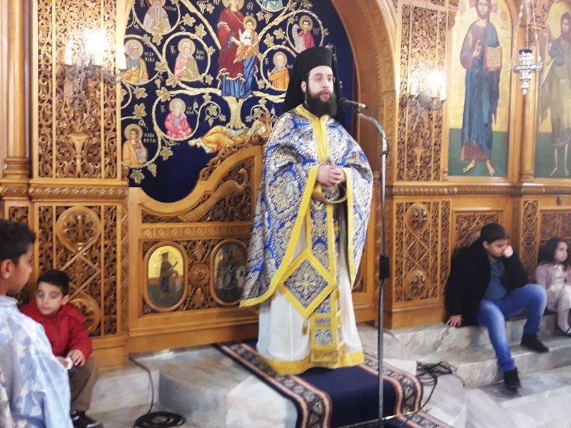 εορτασμός Ευαγγελισμού Μητρόπολη Δημητριάδος