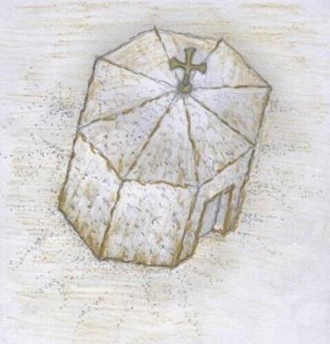 Το Ιερό Κουβούκλιο 326 μ.Χ
