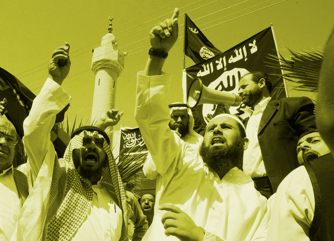 εξτρεμιστές ισλάμ