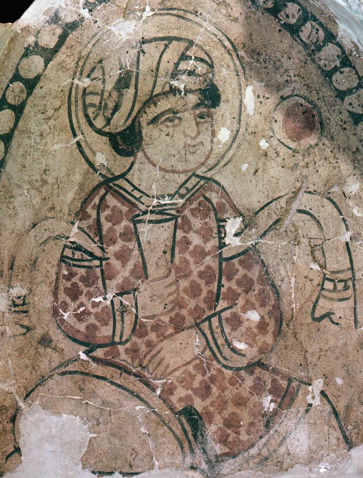 ναός αναστάσεως τοιχογραφία