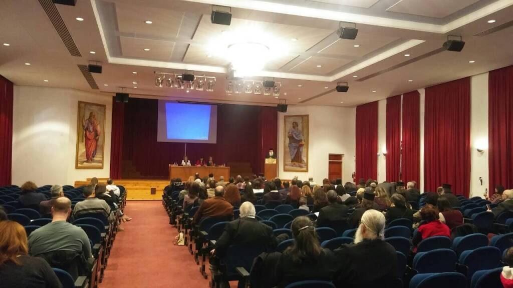 Ομιλία Μητροπολίτου Δημητριάδος Ιγνατίου Κύπρος