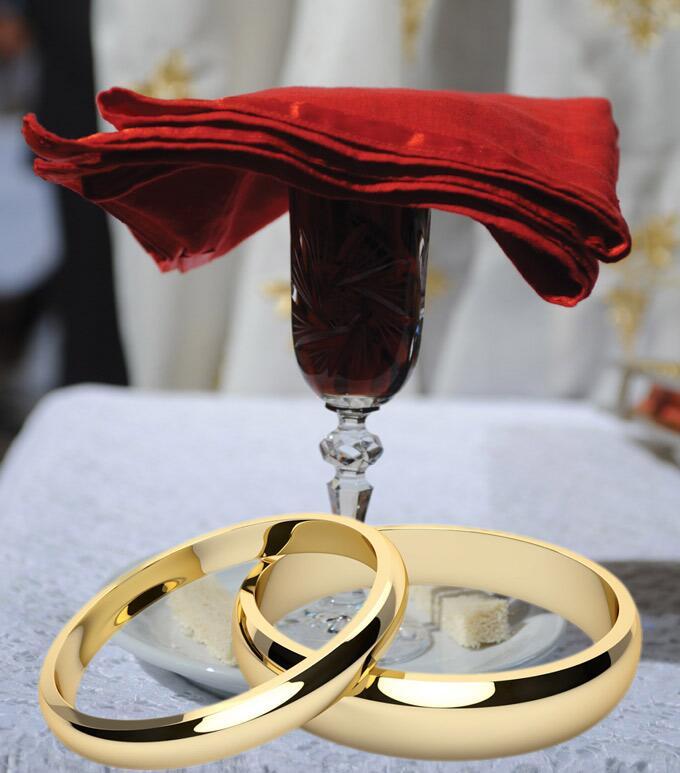 κοινό ποτήριον γάμου