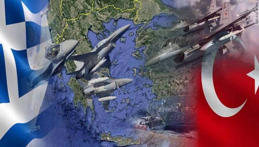 ελλάδα τουρκία f16
