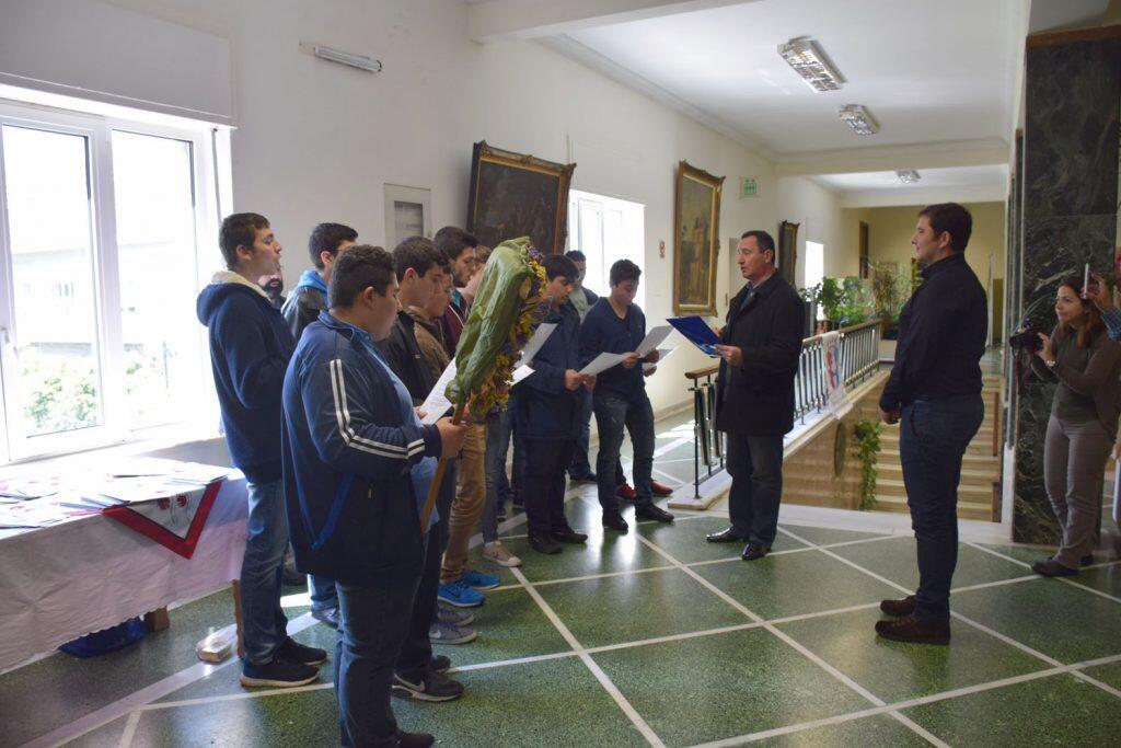 κάλαντα Λαζάρου Σχολής Κρήτης