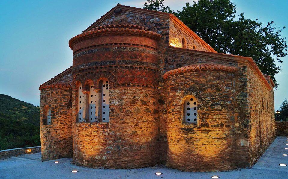 Βυζαντινό Μοναστήρι Ζούρτσας