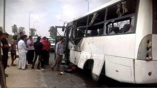 κόπτες χριστιανοί τρομοκρατική επίθεση λεωφορείο