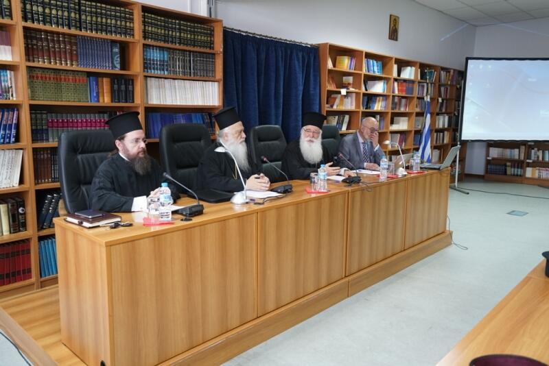 Ιερατικές Συνάξεις της Ι. Μ. Δημητριάδος