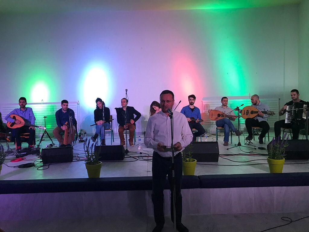 συναυλία της Σχολής Βυζαντινής Μουσικής και Παραδοσιακών Οργάνων της Ιεράς Μητρόπολης Κίτρους, Κατερίνης και Πλαταμώνος
