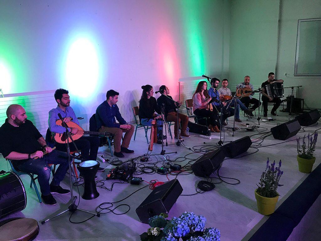 συναυλία της Σχολής Βυζαντινής Μουσικής και Παραδοσιακών Οργάνων της Ιεράς Μητρόπολης Κίτρους