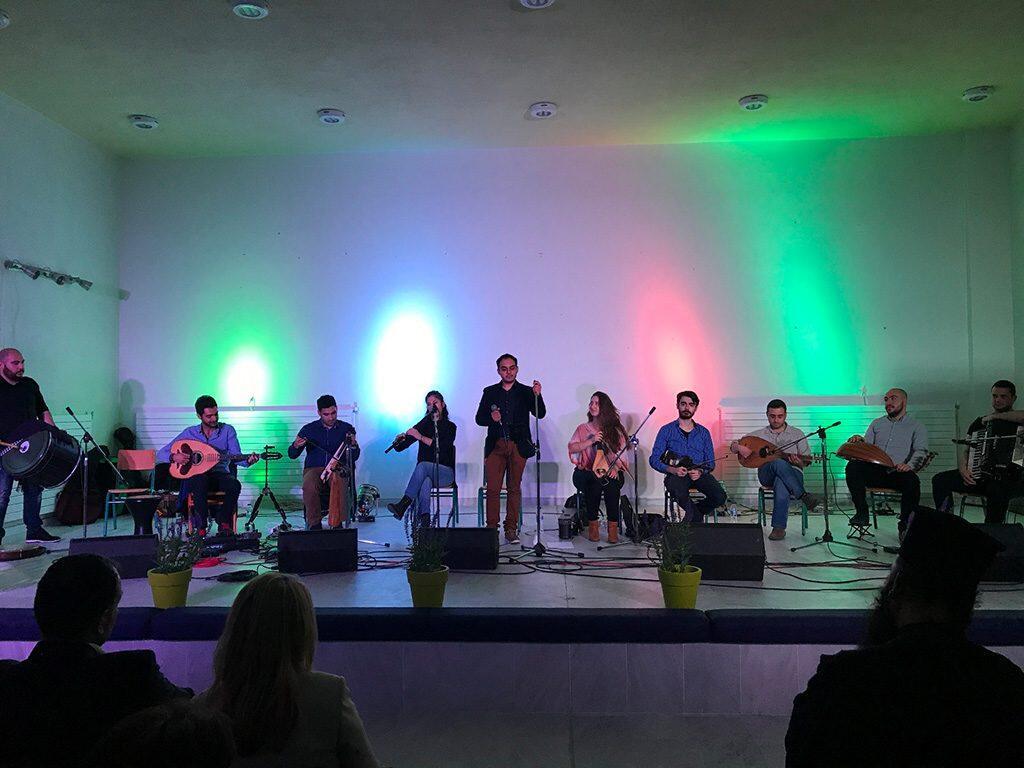 συναυλία της Σχολής Βυζαντινής Μουσικής και Παραδοσιακών Οργάνων Κίτρους, Πλαταμώνος