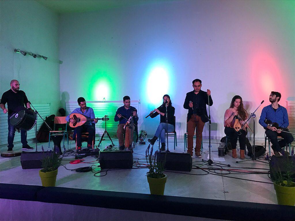συναυλία της Σχολής Βυζαντινής Μουσικής Ιεράς Μητρόπολης Κίτρους