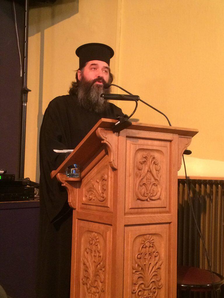 Διάκονος π. Κωνσταντίνος Κοσμάς