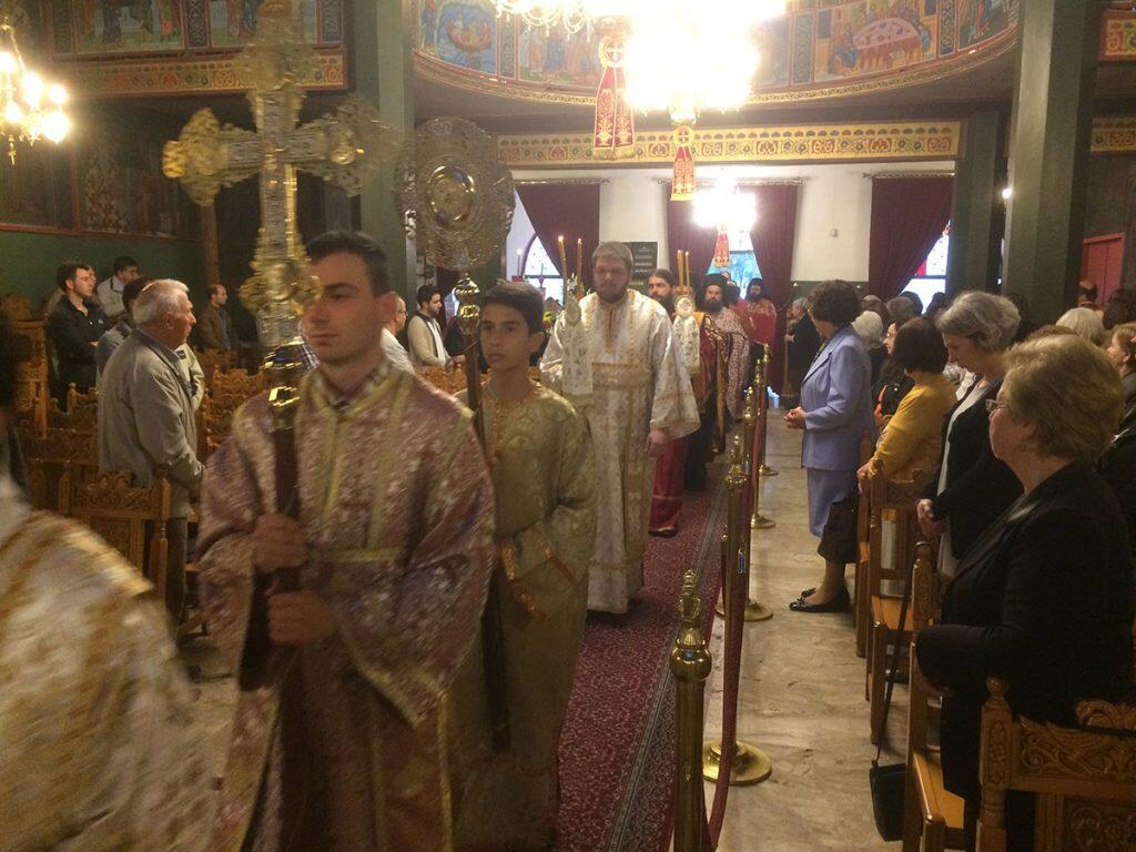 Ιερός Ναός Αγίας Τριάδος Κατερίνη