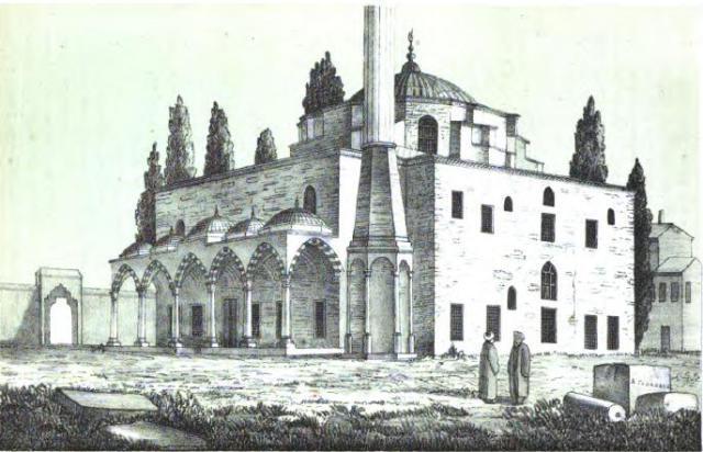 ναός των Αγίων Σεργίου και Βάκχου