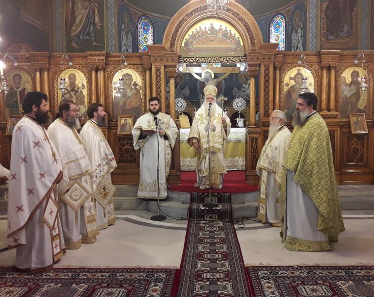 Νέα Μοναχή στην Ιερά Μονή Παναγίας Ξενιάς