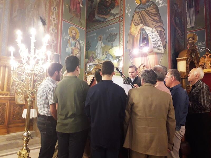 Μοναχή Ιερά Μονή Παναγίας κάτω Ξενιάς