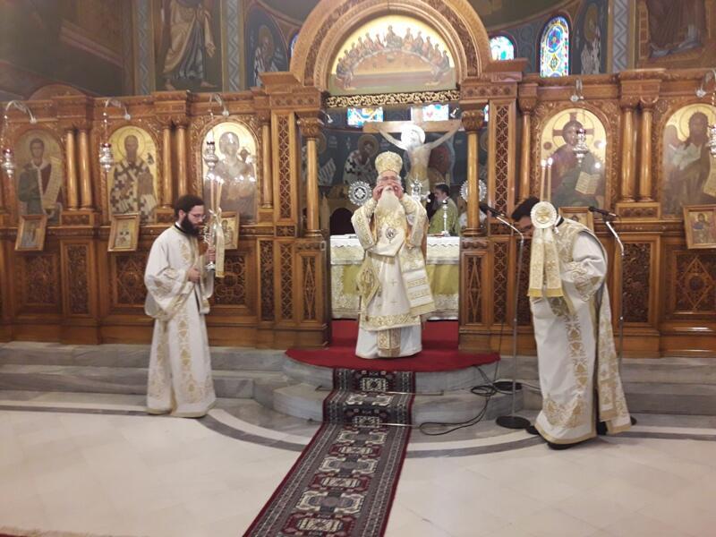 Μοναχή Ιερά Μονή Παναγίας