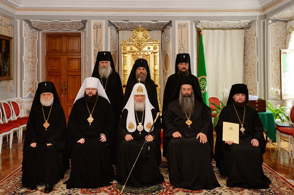 πατριάρχης ρωσίας μητροπολίτης κίτρους εράσμους