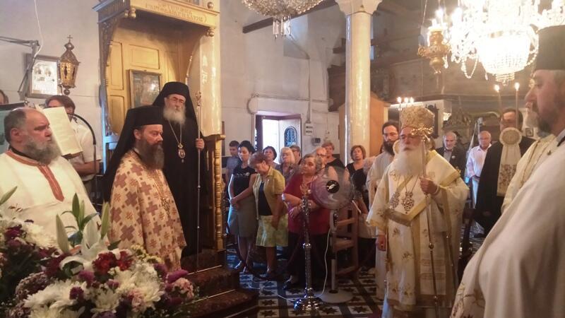 Ιερό Λείψανο Αγίας Αικατερίνης Πηλίο