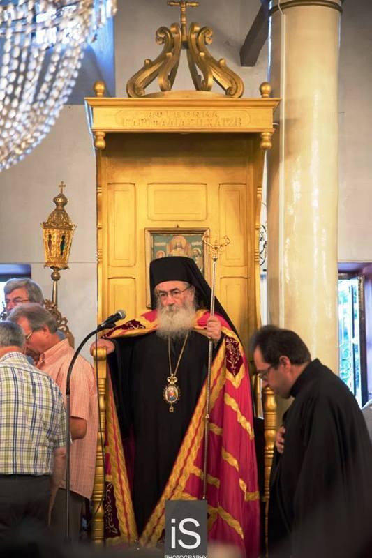 Ιερό Λείψανο Αγίας Αικατερίνης Αφέτες Πηλίου