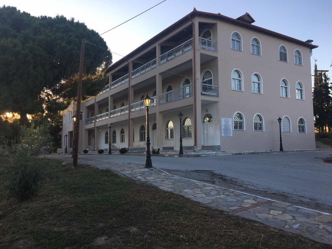 Εκκλησιαστικός Ξενώνας Σβορώνο