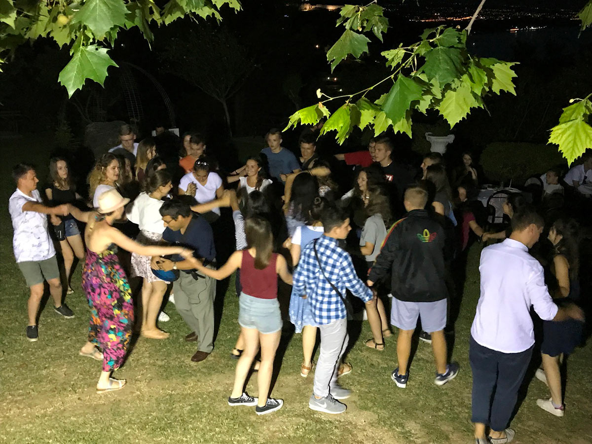 Γραφείο Νεότητας Ιεράς Μητροπόλεως Κίτρους εκδήλωση γνωριμίας