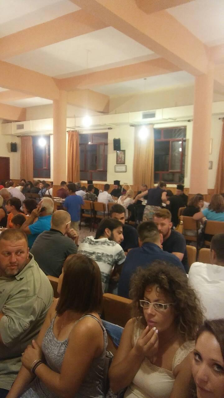 εκκλησιαστικός ξενώνας Σβορώνου
