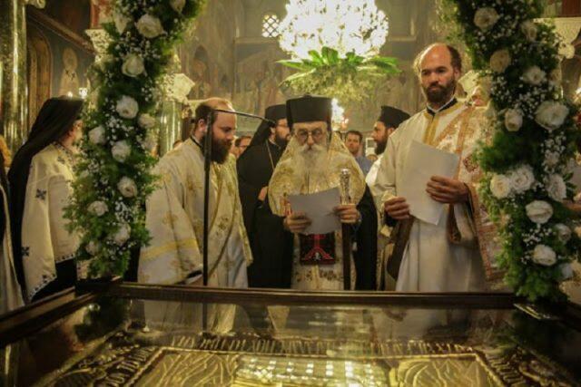 Γλυφάδας Παύλος : «Όλοι εσείς που προσήλθατε κατά χιλιάδες στην Παναγία μας, είστε «Ταλιμπάν»»;