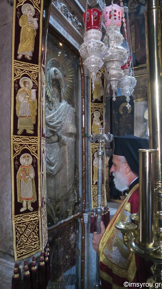 Άγιο Όρος: Ο Μητροπολίτης Δωρόθεος στη Μονή Παντοκράτορος. ΦΩΤΟ