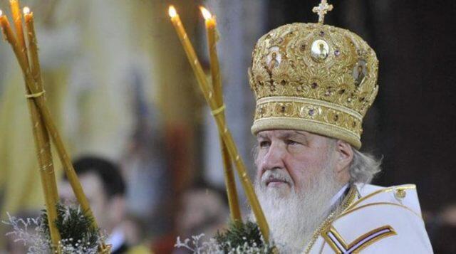 Πατριάρχης Μόσχας: »Συμπάσχω με το λαό της Ισπανίας»