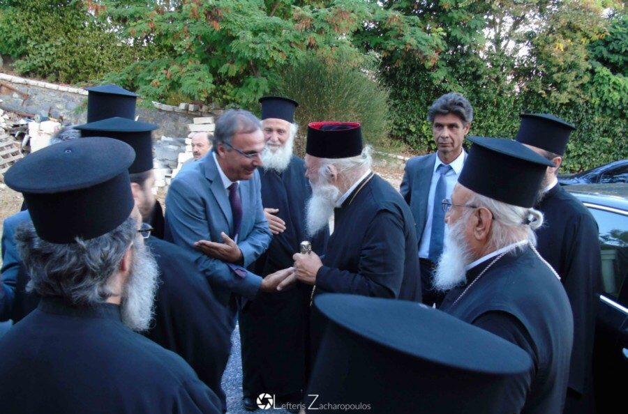 Αρχιεπίσκοπος και Μητροπολίτης Κυνουρίας Αλέξανδρος
